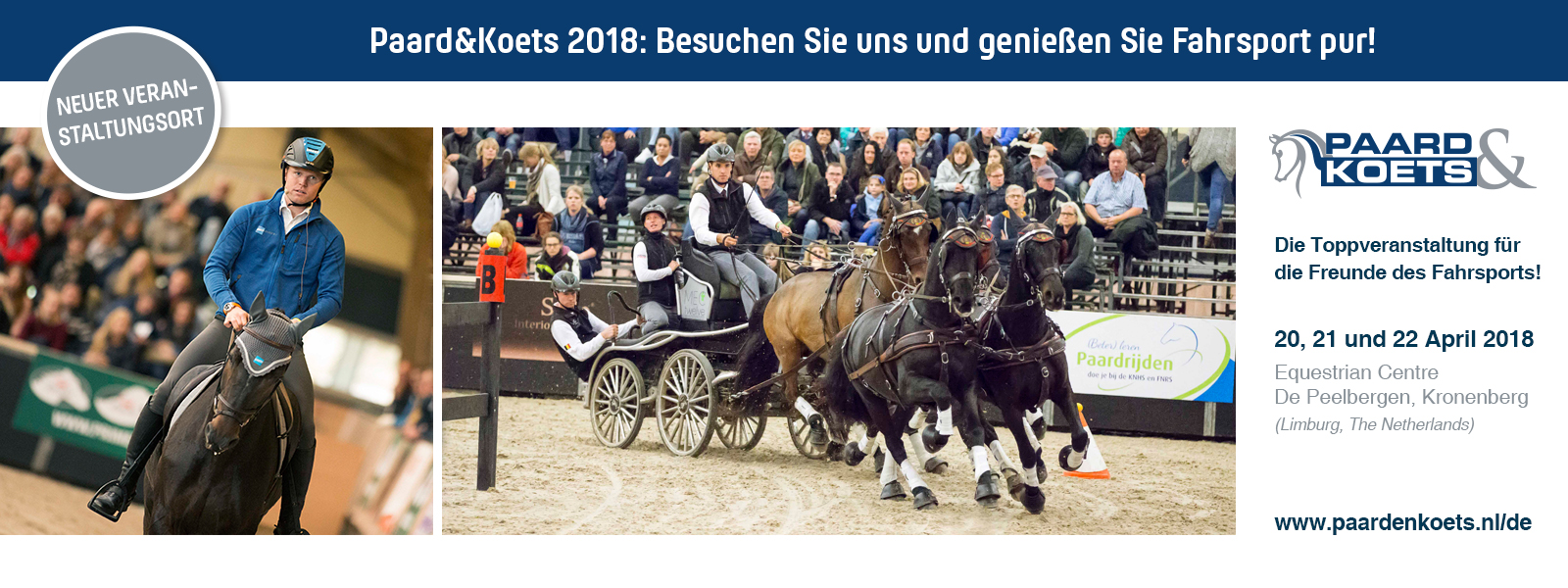 Paard & Koets 2018 -> all information