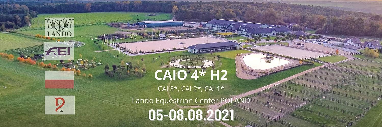 Welcome @ CAIO Ptakowice POL