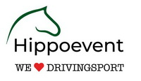 hippoevent love logo text