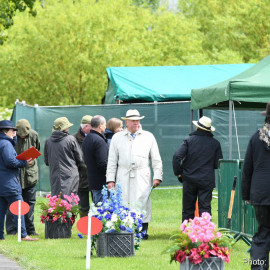 RWHS Horseinspection by Karolina Sw  rdh  1