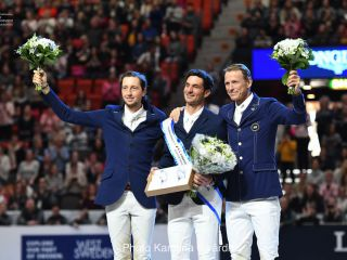 FEI World Cup™ Final Gothenburg SWE 2019 - Sunday