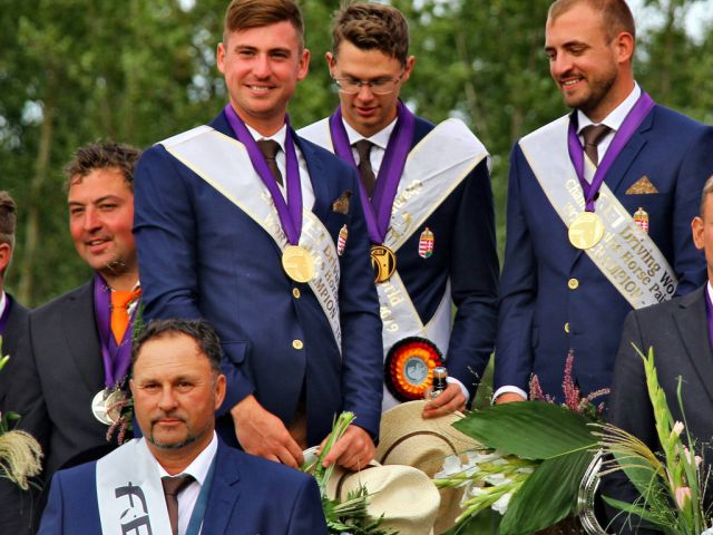 FEI World Championships for Pairs 2019 - Finale